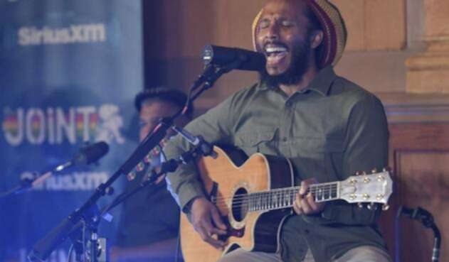 El hijo de Bob Marley se ha esmerado en cuidar su legado