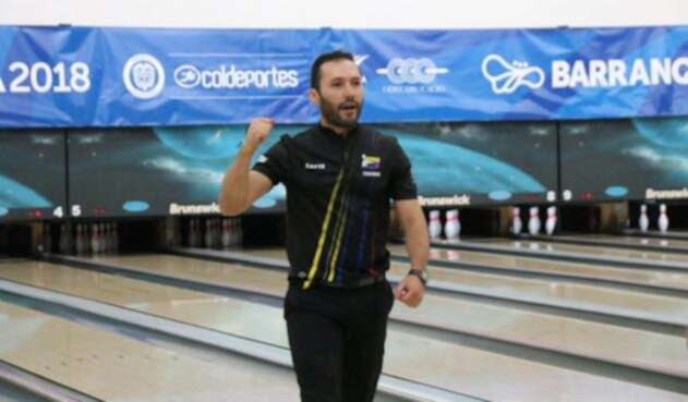 Óscar Rodríguez Bolos Individual 2018 2