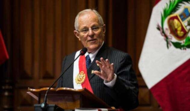 Pedro Pablo Kuczynski.