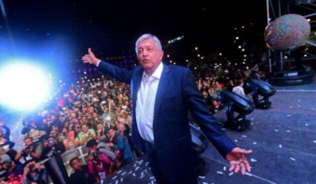 Andrés Manuel López Obrador - Presidente electo de México