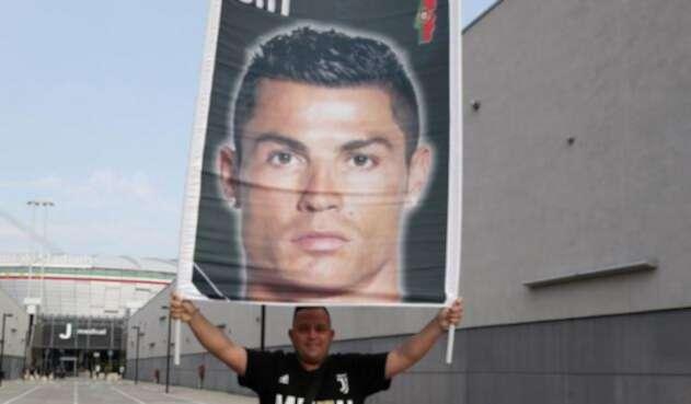 Cristiano Ronaldo, nuevo fichaje de la Juventus