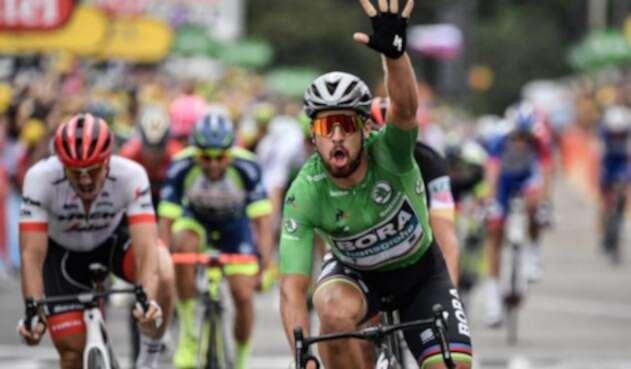 Peter Sagan estará en Colombia y seguirá los pasos de Nairo Quintana.