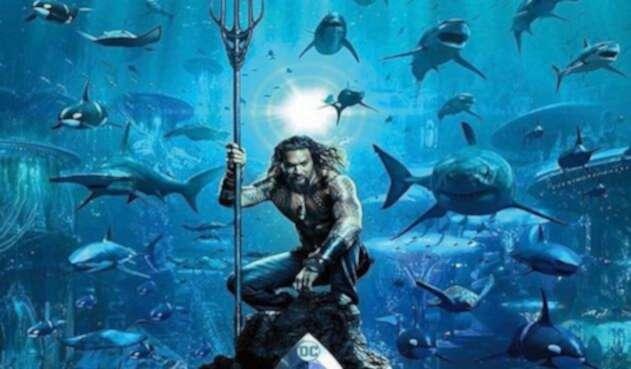 Llegan los primeros avances de la película de Aquaman