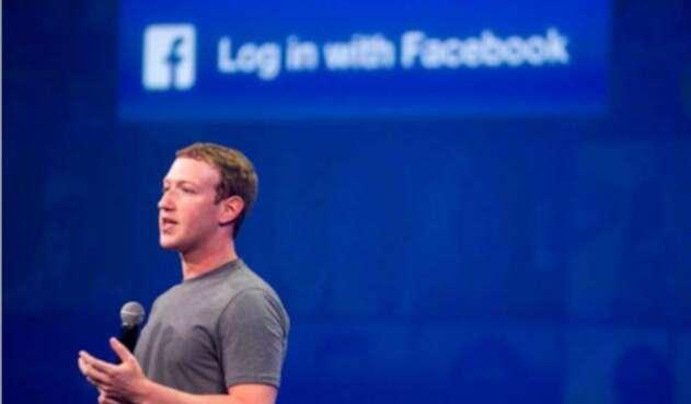 El fundador y CEO de Facebook, Mark Zuckerberg.
