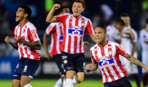 Junior - Lanús, vuelta Copa Sudamericana