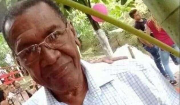 Libardo Moreno, líder social asesinado en Jamundí