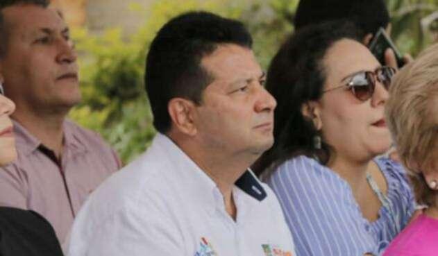 El alcalde del municipio de Pitalito, Huila, Miguel Antonio Rico Rincón