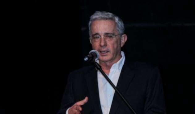 El expresidente Álvaro Uribe no asistió a la diligencia por incapacidad médica