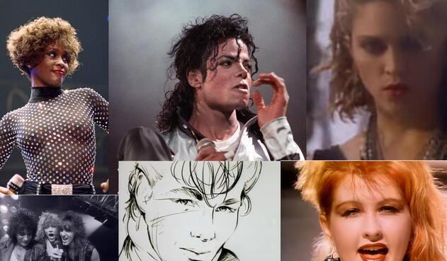e9424fa8e82e Top 10 de canciones en inglés que marcaron los años 80 | La FM