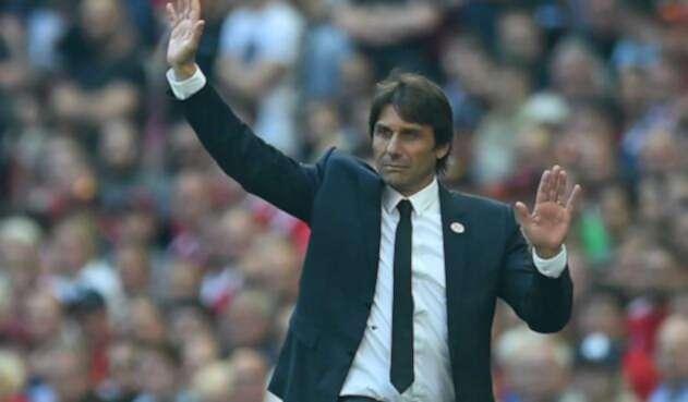 Antonio Conte fue despedido como técnico del Chelsea