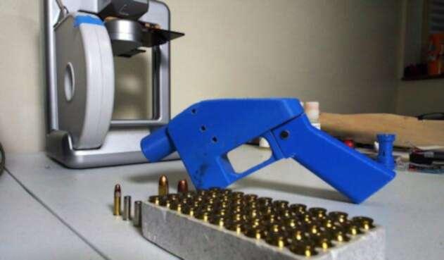 Armas en 3D