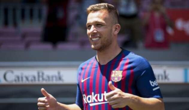 Arthur presentación Barcelona