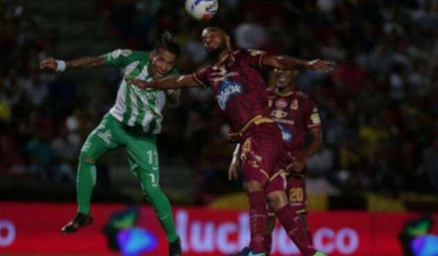 Atlético Nacional y Deportes Tolima, primera fecha de la Liga Águila
