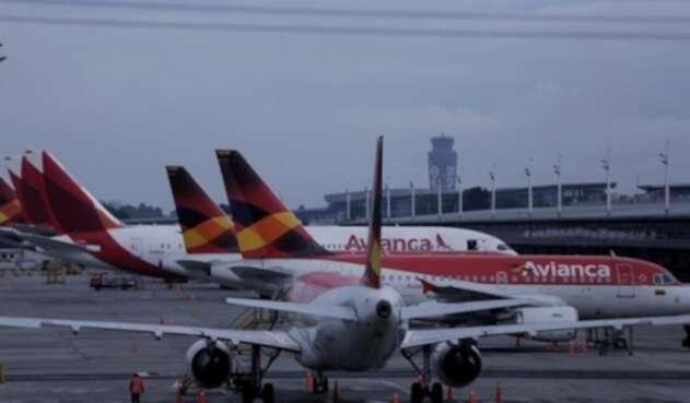 Aviones Avianca