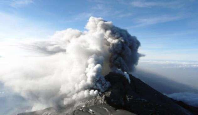 Volcán Nevado del Huila.