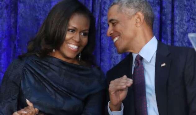 Barack y Michelle Obama disfrutan un concierto de Beyoncé
