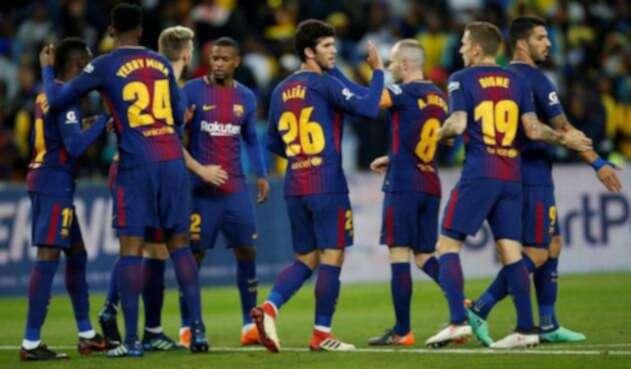 Barcelona 2017-18