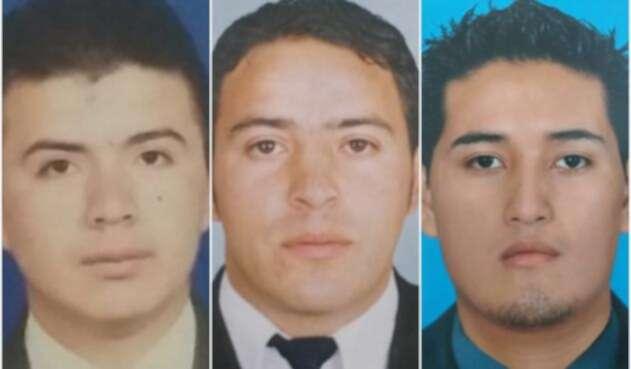 Tres agente del CTI fueron asesinados en la vía entre Pasto y Tumaco. Dos de ellos fueron incinerados dentro de un vehículo.