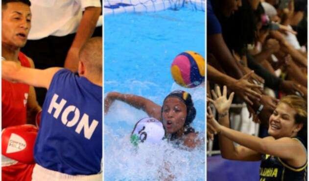 Los Juegos Centroamericanos y del Caribe se disputarán hasta el 3 de agosto.