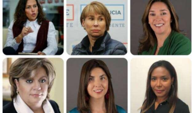 Estas son las mujeres del gabinete del presidente electo Iván Duque