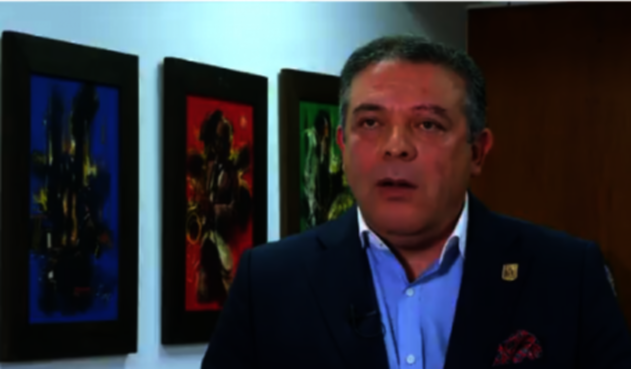 Concejal de Medellín, Bernardo Alejandro Guerra Hoyos.