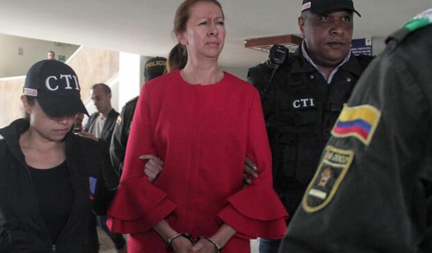 Bertha Cecilia Rueda Bossa, exesposa del dueño de Surtifruver