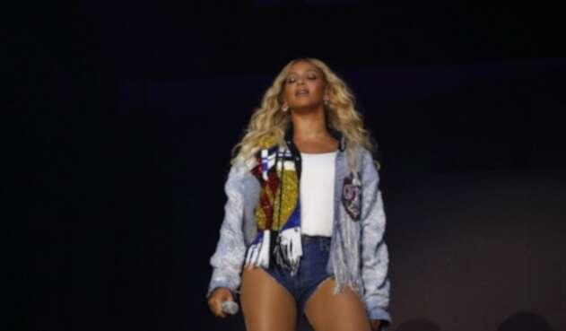 Beyoncé, espectacular.