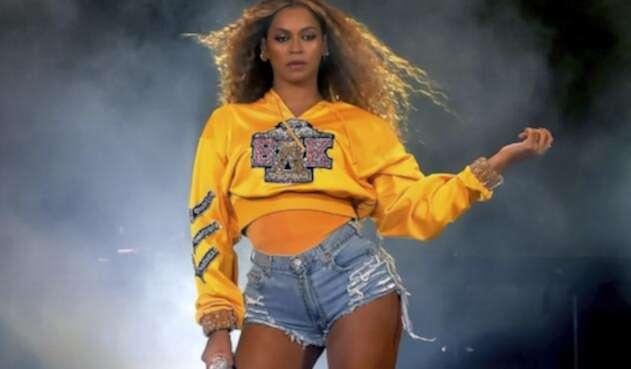 Beyonce lidera el escalafón