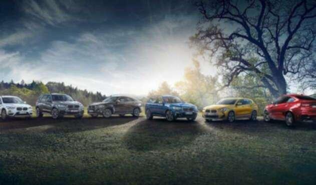Conozca la línea BMW X