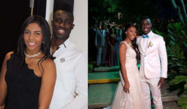 Fotos de la boda de Davinson Sánchez