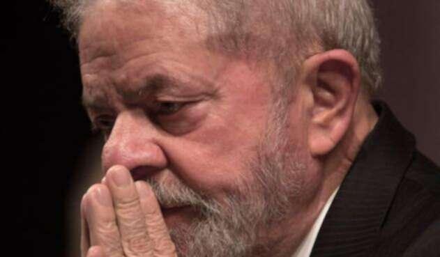 Expresidente de Brasil, Luiz Inácio Lula da Silva.
