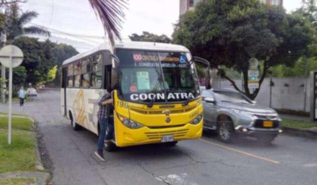 """""""Coonatra en sus 54 años no paga ni pagará extorsiones"""""""