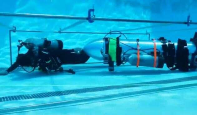 El aparato ya está siendo testado en una piscina de Los Ángeles