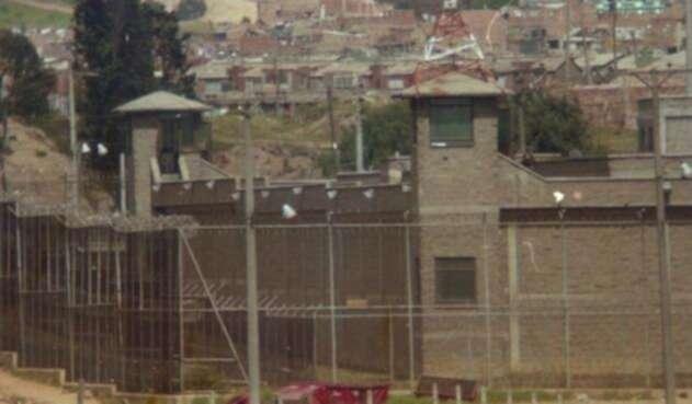 Cárcel La Picota en Bogotá.