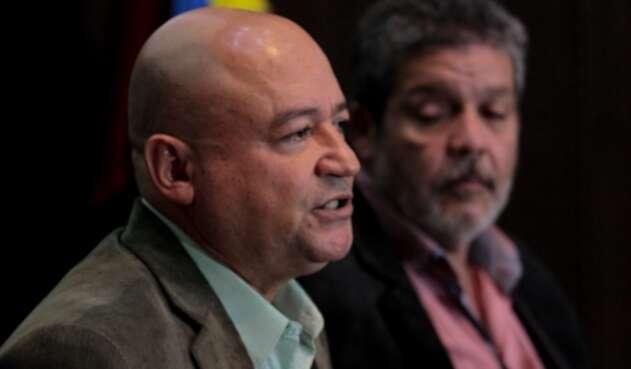 Carlos Antonio Lozada, senador de la Farc