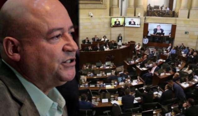 Carlos Antonio Lozada se une al nuevo Congreso de la República