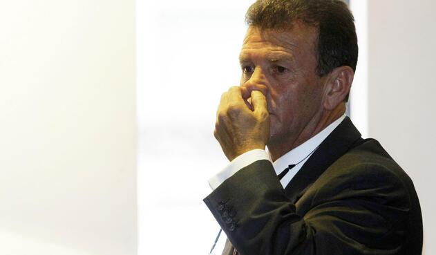 El expresidente de SaludCoop, Carlos Palacino