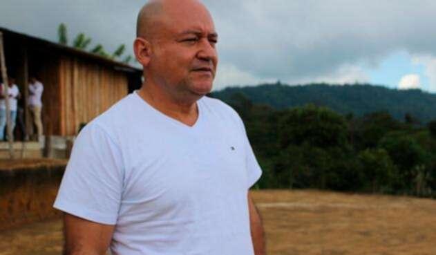 Carlos Antonio Lozada, congresista de las Farc