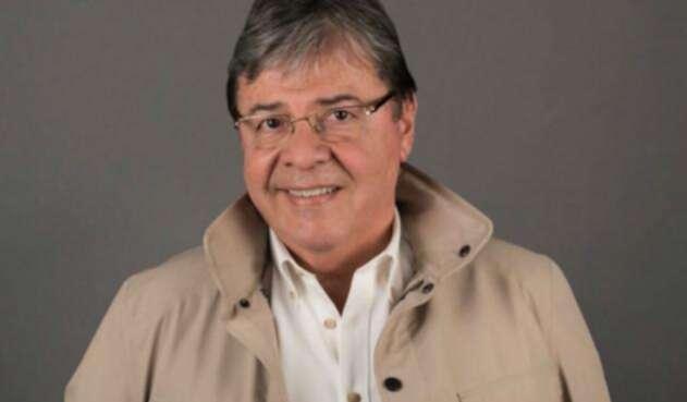 Carlos Holmes Trujillo, canciller del gobierno de Iván Duque