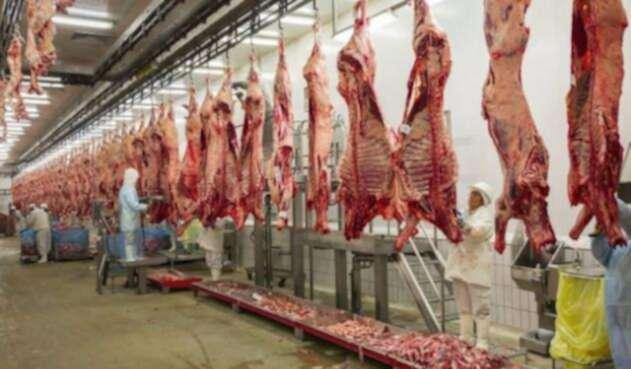 El 15% de la carne que se consume en el país es ilegal.
