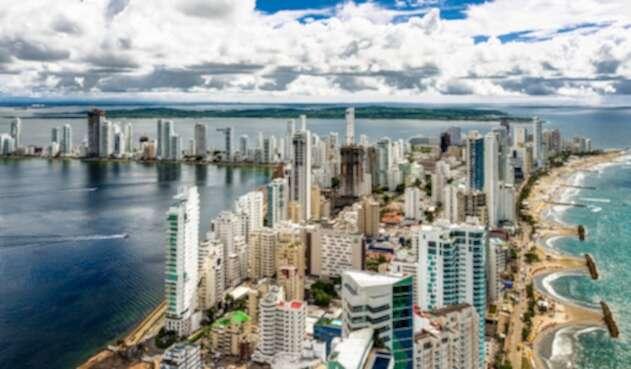 Cartagena de Indias: panorámica de la ciudad