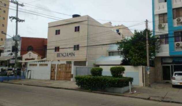 Casa Benjamín en Cartagena