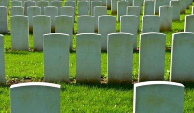 Los cementerios en China están llenos