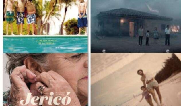 Películas que se proyectarán en el Ciclo de cine colombiano