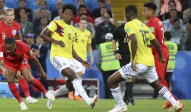 La Selección Colombia no pudo clasificar a los cuartos de final en Rusia 2018