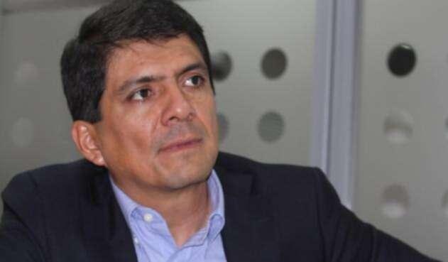 César Cristian Gómez Castro, alcalde de Popayán