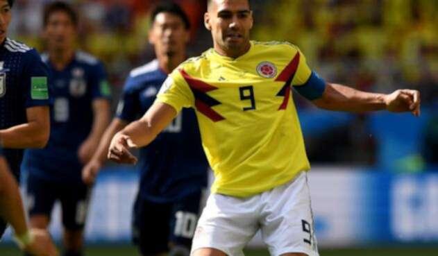 Falcao García disputó su primera Copa del Mundo en Rusia 2018