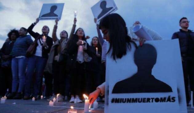 La víctima era integrante de la Asociación Mixta Indígena y Campesina -ASOMIC- de esa localidad