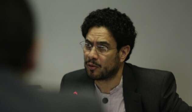 Iván Cepeda.