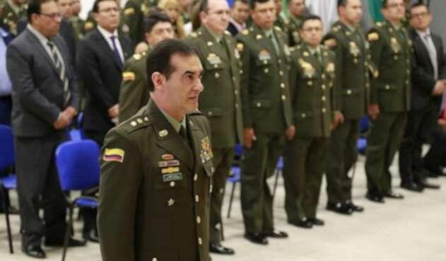 General William Salamanca